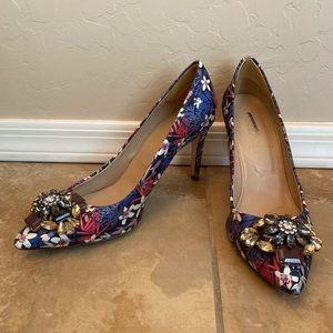 Jcrew collection heels